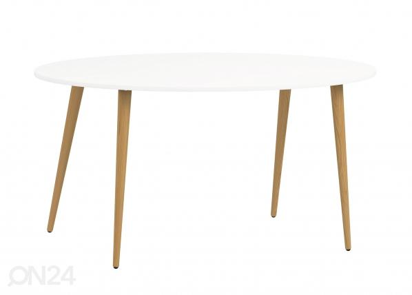 Ruokapöytä DELTA 160x80cm AQ-88369