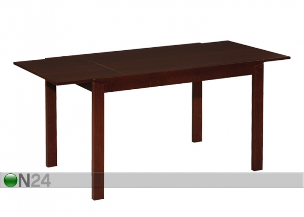 Jatkettava ruokapöytä APOLLO 80x120-164 cm WS-88380