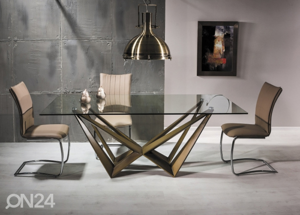 Ruokapöytä ASTON 200x100 cm WS-88414