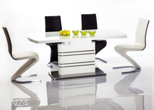Jatkettava ruokapöytä GUCCI WS-88668