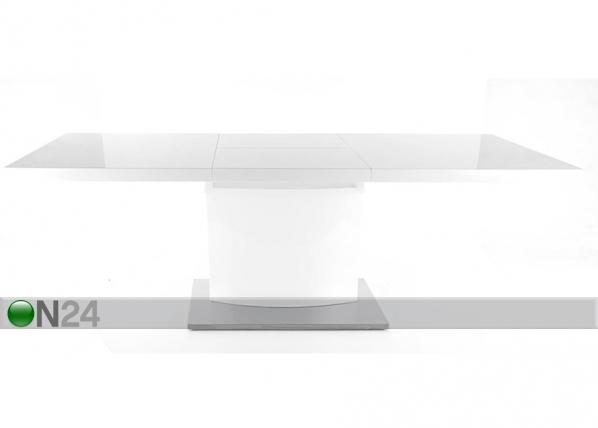 Jatkettava ruokapöytä LORETO 90x160-220 cm WS-88832