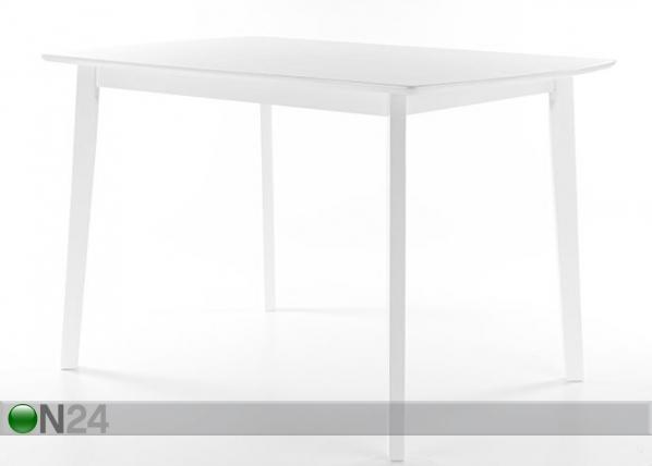 Ruokapöytä LUTON 120x75 cm WS-88833