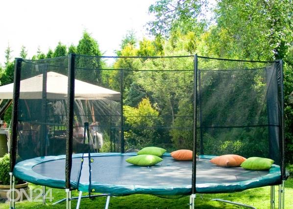 Turvaverkko 3,66 m trampoliiniin tolpilla EV-8884