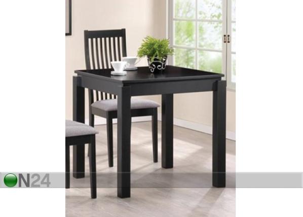 Ruokapöytä CAIRA 75x75 cm BL-89082