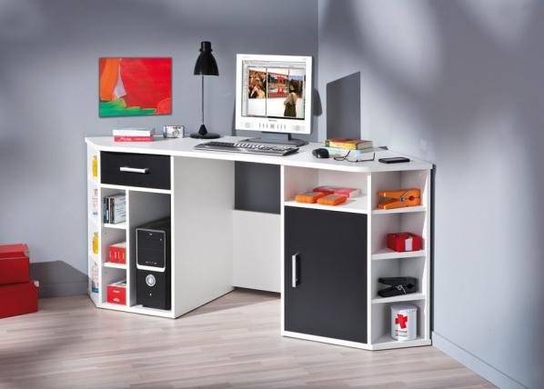Nurkka tietokonepöytä FABRI AY-89398