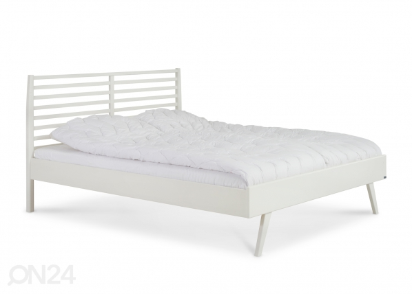 Sänky NOTTE, koivu 160x200 cm KT-89625