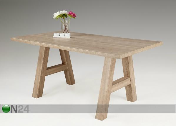 Ruokapöytä ALMA 90x168 cm SM-90713