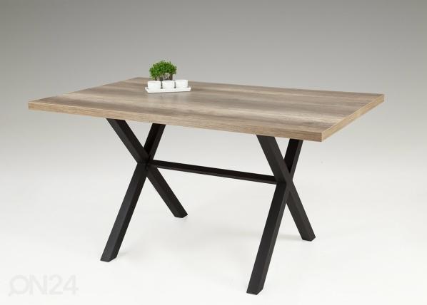 Ruokapöytä BONNY 90x140 cm SM-90714