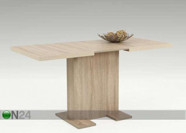 Jatkettava ruokapöytä BRITT 70x110/150 cm SM-90715