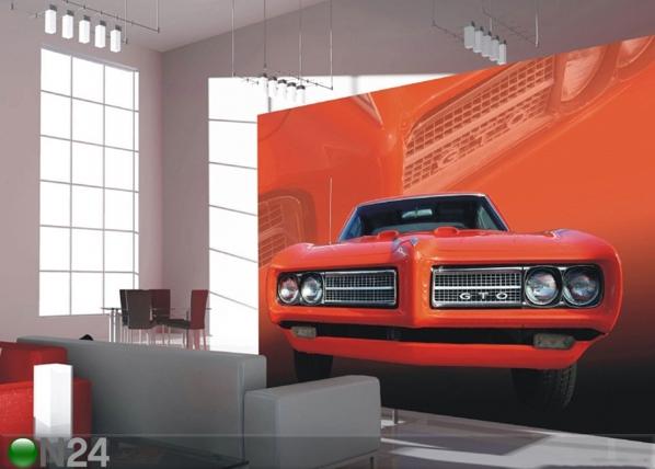 Fleece-kuvatapetti PONTIAC 360x270 cm ED-90725
