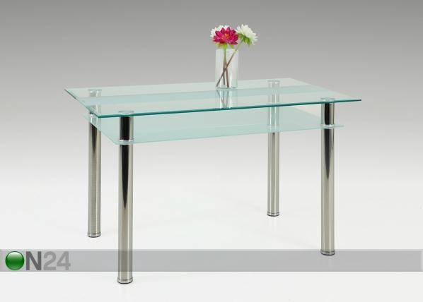 Ruokapöytä KATHARINA 70x120 cm SM-90733