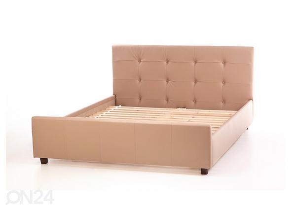 Sänky nappikoristeilla VENECIJA + rahi VR-90738
