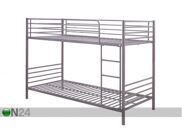 Metallinen kerrossänky OLLI 90x200 cm FY-90746