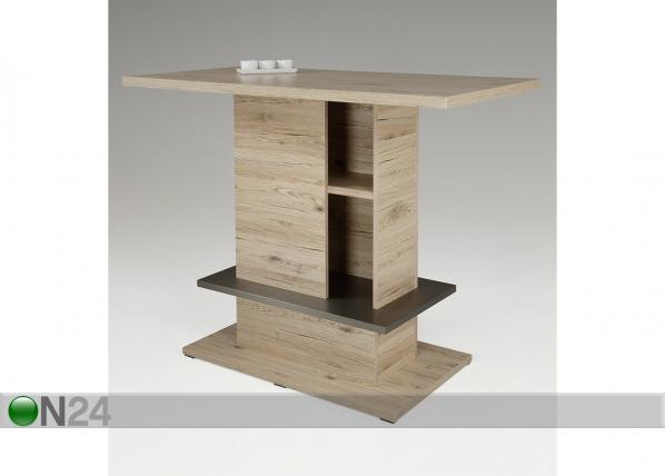 Baaripöytä MATHILDA 68x130 cm SM-90779