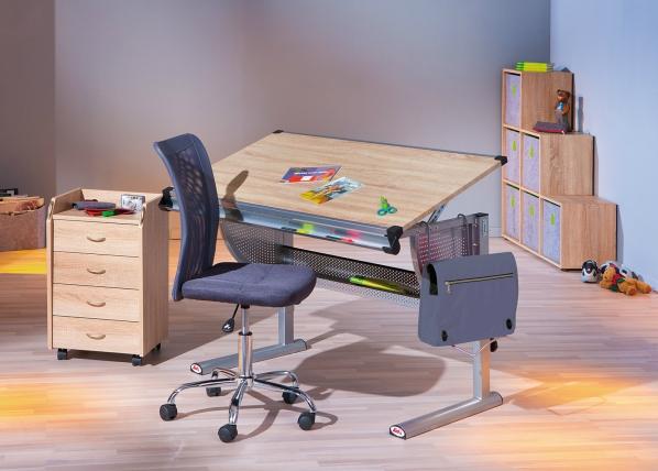 Kirjoituspöytä säädettävällä korkeudella FRIZZY AY-90780