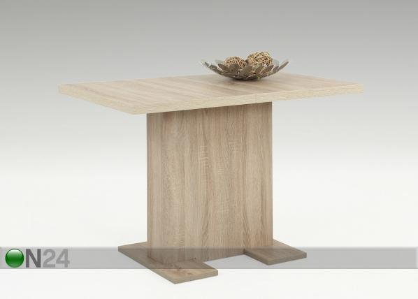Ruokapöytä SASKIA 68x110 cm SM-90789