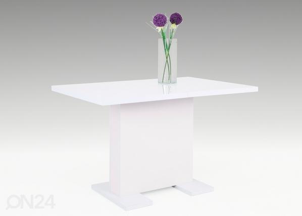 Ruokapöytä SILVIA 75x120 cm SM-90790
