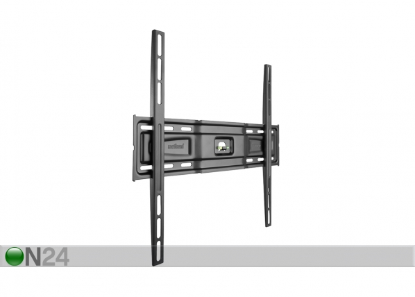 TV-seinäteline SlimStyle 400 S musta HG-91034