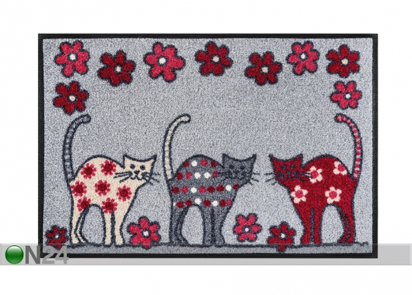 Matto CAT PARADE 50x75 cm A5-91482