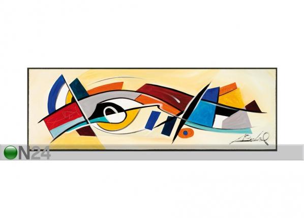 Matto CHILL ABSTRACT 60x180 cm A5-91484