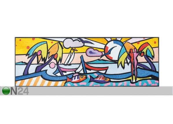Matto SUNNY LOVE 60x180 cm A5-91538