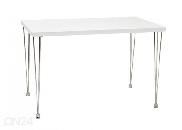 Ruokapöytä PAULO 120x76 cm WS-91890