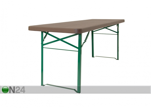 Kokoontaitettava puutarhapöytä MUNICH EV-91964