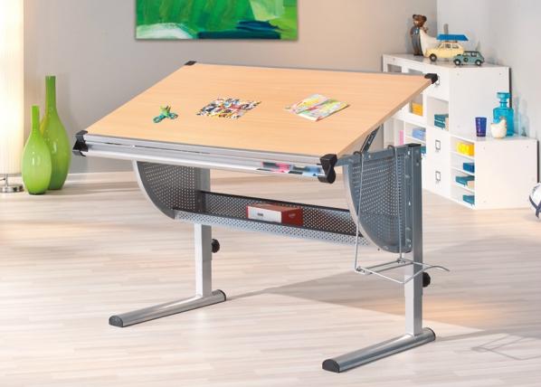 Kirjoituspöytä säädettävällä korkeudella PLATO AY-93551