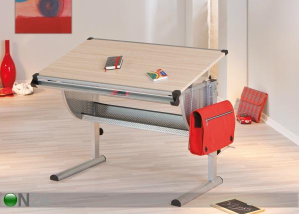 Kirjoituspöytä säädettävällä korkeudella IBO AY-93553
