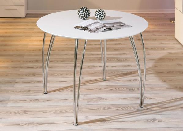 Ruokapöytä CELLINI Ø100 cm AY-93557