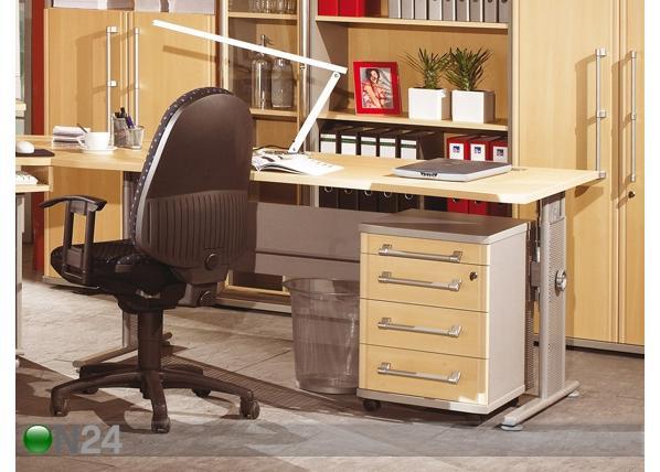 Kirjoituspöytä+laatikosto PROFI SM-9378