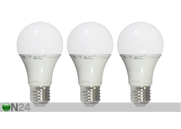LED valo 10W, 3 kpl EW-93878