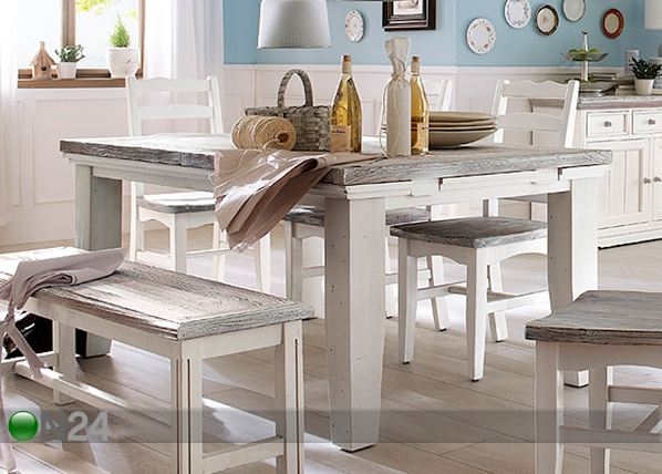 Jatkettava ruokapöytä OPUS CM-94392