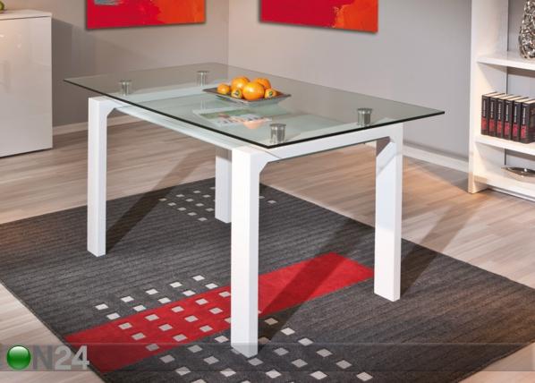 Ruokapöytä BALU 150x80 cm AY-94486