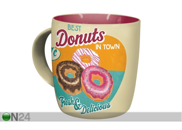 Muki BEST DONUTS IN TOWN SG-95214