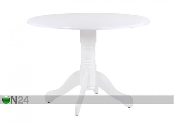 Ruokapöytä MAITLAND Ø 110 cm AQ-95392