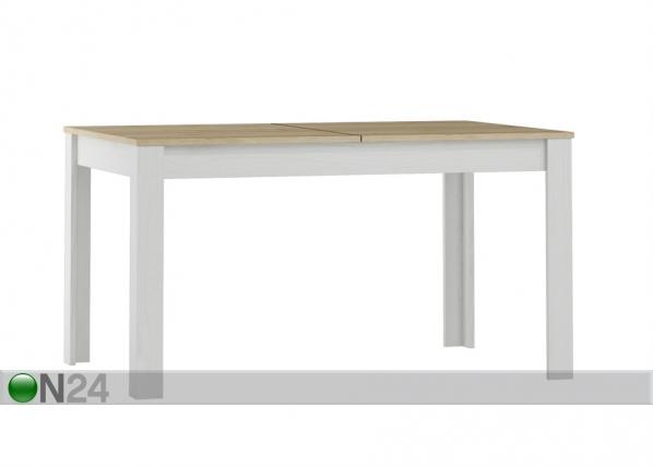 Jatkettava ruokapöytä 140-214x90 cm TF-95506