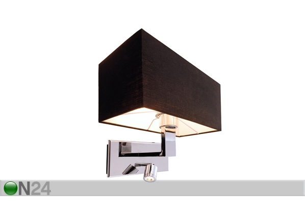 Seinävalaisin ROBERTA LED lukuvalolla LY-95511