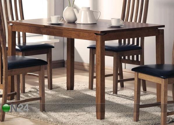 Ruokapöytä DUNE 130x80 cm BL-96071