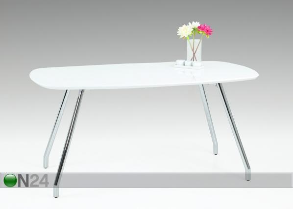 Ruokapöytä HANNAH 90x160 cm SM-96126