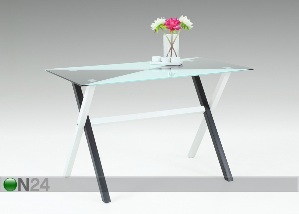 Ruokapöytä HEIDI 70x120 cm SM-96128