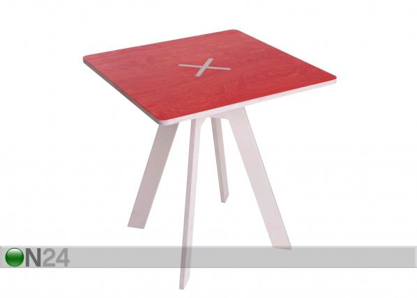 Ruokapöytä 70x70 cm OK-96419
