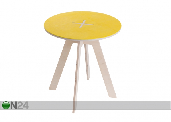 Ruokapöytä Ø 70 cm OK-96439