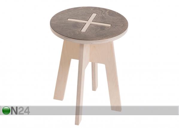 Tuoli/jakkara h45 cm OK-96467