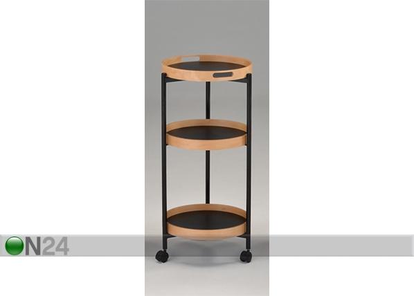 Tarjouluvaunu-pöytä BRONNESUND 1 BL-96685