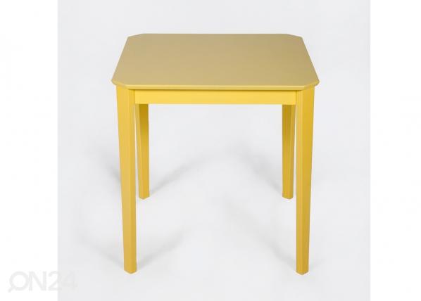 Ruokapöytä LORETA 75x75 cm GO-97051