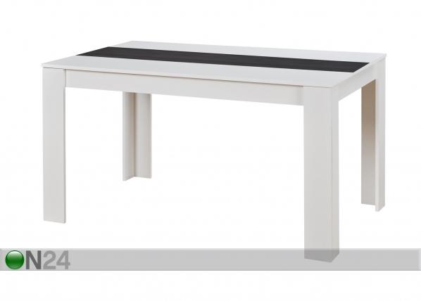 Ruokapöytä DOMUS 80,5x135 cm AQ-97271