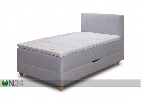 HYPNOS sänky PANDORA vuodevaatelaatikolla FR-97707