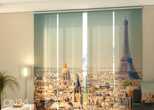 Pimentävä paneeliverho MORNING IN PARIS 240x240 cm ED-97710