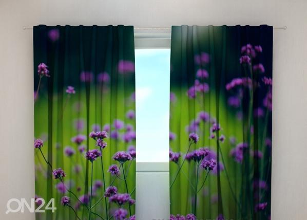 Pimennysverho FLOWER 5, 240x220 cm ED-97941